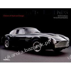 British Auto Legends Classics of Style and Design Richard Heseltine Michel Zumbrunn Marynarka Wojenna