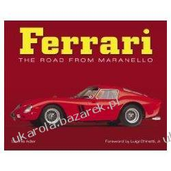 Ferrari The Road from Maranello Dennis Adler Luigi Jr. Chinetti
