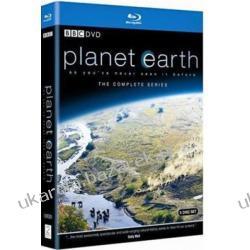 Planet Earth - The Complete BBC Series [Blu-ray] planeta ziemia Sztuka, malarstwo i rzeźba