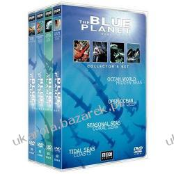 The Blue Planet - Seas of Life Collector's Set (Parts 1-4) David Attenborough Marynarka Wojenna