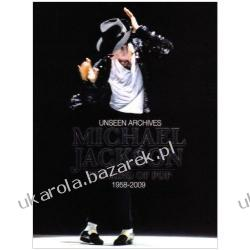Michael Jackson The King of Pop 1958-2009 Unseen Archives Kalendarze książkowe