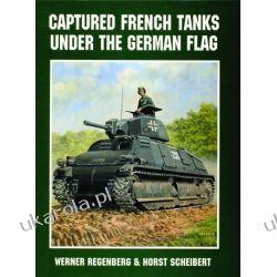 Captured French Tanks under the German Flag Zagraniczne