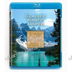 Scenic National Parks: Glacier Banff & Jasper [Blu-ray] Pozostałe