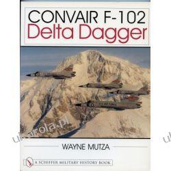 Convair F-102: Delta Dagger   Wayne Mutza Kalendarze ścienne