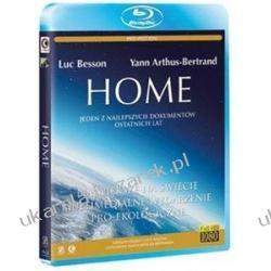 Home blu-ray Luc Besson Yann Arthus-Bertrand Płyty Blu-ray