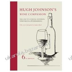 Hugh Johnson's Wine Companion The Encyclopedia of Wines, Vineyards & Winemakers Hugh Johnson Stephen Brook Kalendarze ścienne