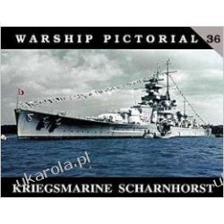Classic Warships Publishing Warship Pictorial 36 Kriegsmarine Scharnhorst