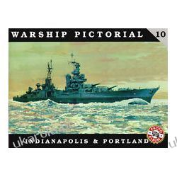 Warship Pictorial No. 10 - USS Indianapolis CA-35 & Portland CA-33 Class Cruisers Kalendarze ścienne