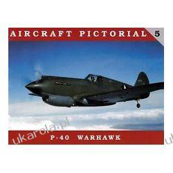 Aircraft Pictorial No. 5 - P-40 Warhawk Kalendarze ścienne