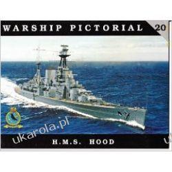 Warship Pictorial No. 20 - H.M.S. Hood Battle Cruiser Kalendarze ścienne