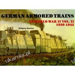German Armored Trains Vol.II   Wolfgang Sawodny Kalendarze ścienne