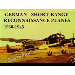 German Short Range Reconnaissance Planes 1930-1945 Manfred Griehl Dressel  Kalendarze ścienne