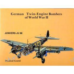 German Twin Engine Bombers of World War II Manfred Grieh Biografie, wspomnienia