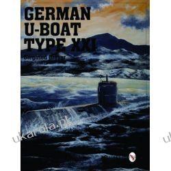 German U-Boat Type XXI Siegfried Breyer  Kalendarze ścienne