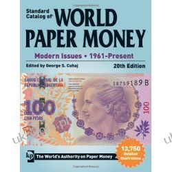 2015 Standard Catalog of World Paper Money - Modern Issues 20th Edition 1961-Present  Hobby, kolekcjonerstwo
