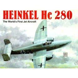 Heinkel He 280 Joachim Dressel and Griehl/Menke  Pozostałe