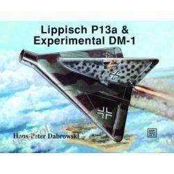 Lippisch P 13a & Experimental DM-1 H.P. Dabrowski  Pozostałe