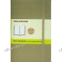 Moleskine Soft Cover Khaki Beige Pocket Plain Notebook Notebook