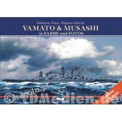 YAMATO & MUSASHI in Farbe und Fotos Pozostałe