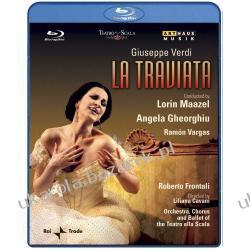 Verdi: La Traviata [Blu-ray] Kalendarze ścienne