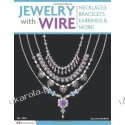 Jewelry with Wire (Design Originals) Sztuka, malarstwo i rzeźba