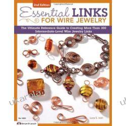 Essential Links for Wire Jewelry, 2nd Edition (Design Originals) Kalendarze ścienne