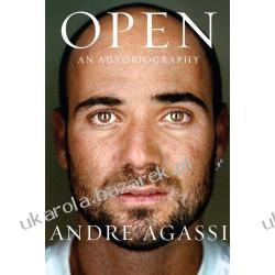 Open An Autobiography Andre Agassi Zagraniczne