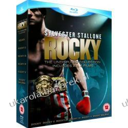Rocky: The Undisputed Collection 5 Blu-ray Kalendarze ścienne