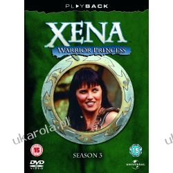 Xena - Warrior Princess - Complete Series 3 [DVD] Marynarka Wojenna