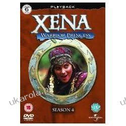 Xena - Warrior Princess Complete Series 4 [DVD] wojownicza księżniczka sezon 4 Kalendarze ścienne