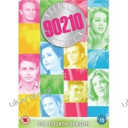 Beverly Hills 90210 - Season 4 [DVD]  Historyczne