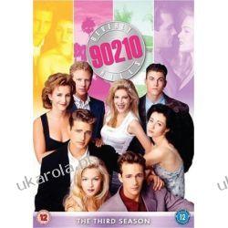 Beverly Hills 90210 - Season 3 [DVD] Historyczne