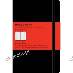 Moleskine Pocket Address-Book adresownik