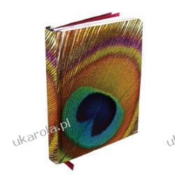 Peacock Feather (Foiled Journal) Lotnictwo