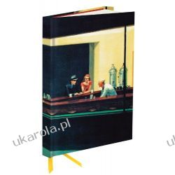 Hopper Nighthawks (Foiled Journal) Historyczne