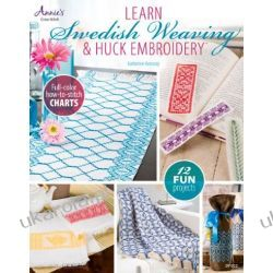 Learn Swedish Weaving & Huck Embroidery (Annie's Needlework)