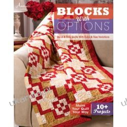 Blocks with Options: Quick & Easy Quilts with Color & Size Variations  Decoupage