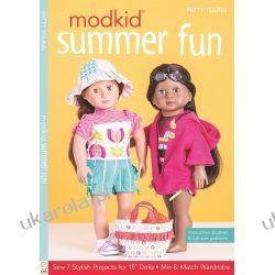 "Modkid Summer Fun: Sew 7 Stylish Projects for 18"" Dolls - Mix & Match Wardrobe"