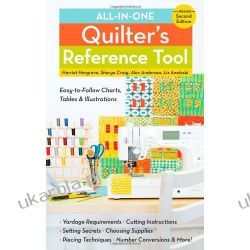 All-in-One Quilter's Reference Tool: Easy-to-follow Charts, Tables & Illustrations Pozostałe