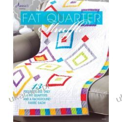 Fat Quarter Shuffle: Just a 6 pack of fat quarters away from a fabulous quilt (Quilting) (Annie's Quilting) Kalendarze ścienne