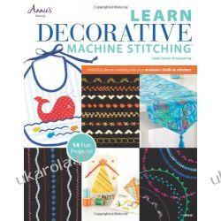 Learn Decorative Machine Stitching Politycy