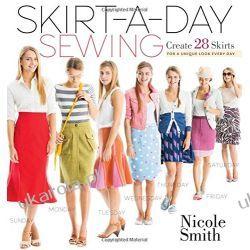 Skirt-A-Day Sewing Kalendarze ścienne
