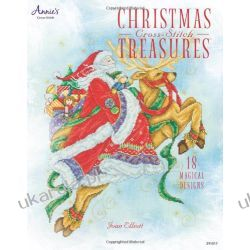 Christmas Cross-Stitch Treasures: 18 Magical Designs  Kalendarze ścienne