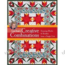 Creative Combinations: Stunning Blocks & Borders from a Single Unit  Kalendarze książkowe