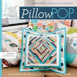 Pillow Pop: Quick-sew Projects to Brighten Your Space Pozostałe