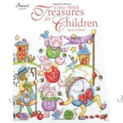 Cross-Stitch Treasures for Children Albumy i czasopisma