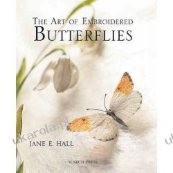 The Art of Embroidered Butterflies