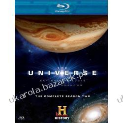 The Universe: The Complete Season Two (History Channel) [Blu-ray] Pozostałe