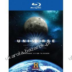The Universe Seasons 1-3 [Blu-ray] Kalendarze ścienne