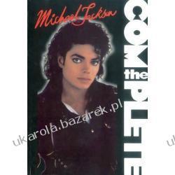 MICHAEL JACKSON COMPLETE Chord Book Topline/Chords/Lyrics Michael Jackson Pozostałe